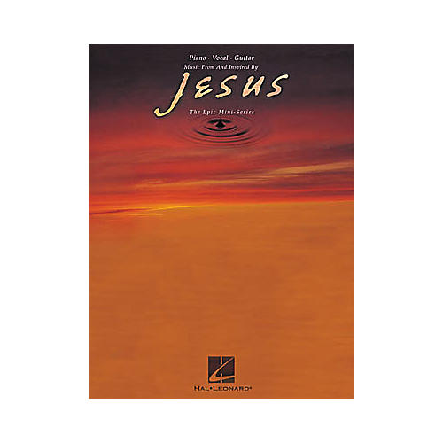 Hal Leonard Jesus - Music from Miniseries Piano, Vocal, Guitar Songbook
