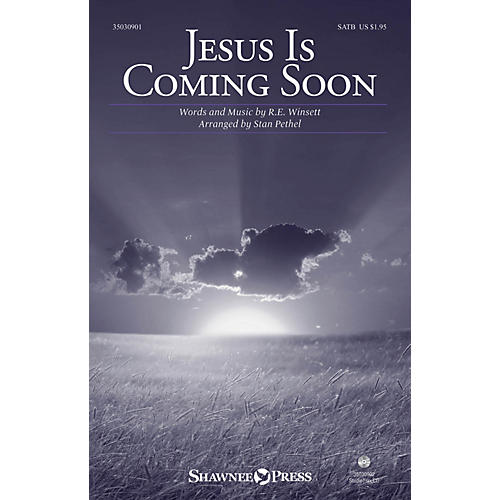 Shawnee Press Jesus Is Coming Soon Studiotrax CD Arranged by Stan Pethel