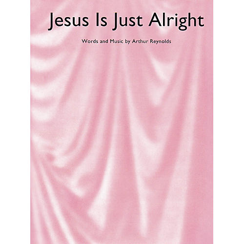 Music Sales Jesus Is Just Alright Music Sales America Series Performed by The Doobie Brothers