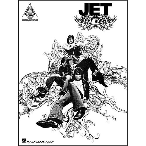 Hal Leonard Jet - Get Born Book