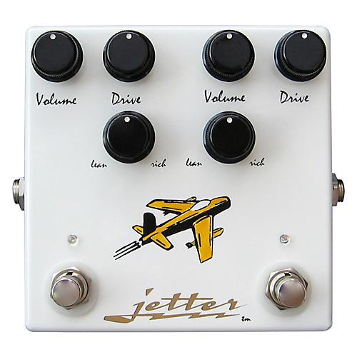 Jetter Gear Jetdrive Overdrive Guitar Effects Pedal-thumbnail