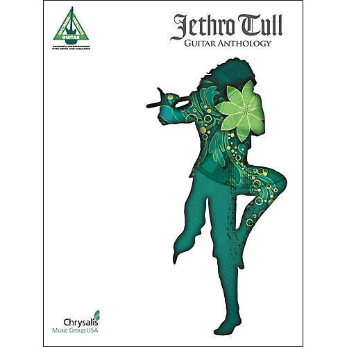 Hal Leonard Jethro Tull Guitar Anthology Guitar Tab Songbook