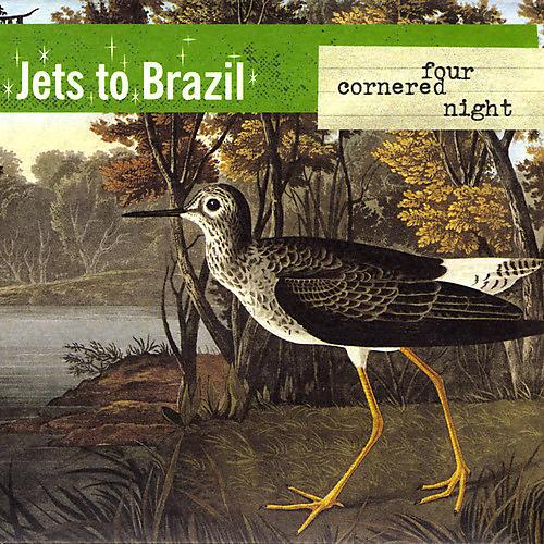 Alliance Jets to Brazil - Four Cornered Night
