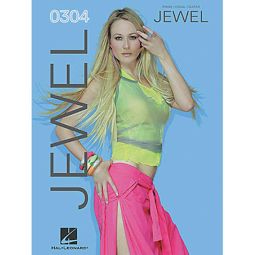Hal Leonard Jewel - 0304 Piano, Vocal, Guitar Songbook-thumbnail