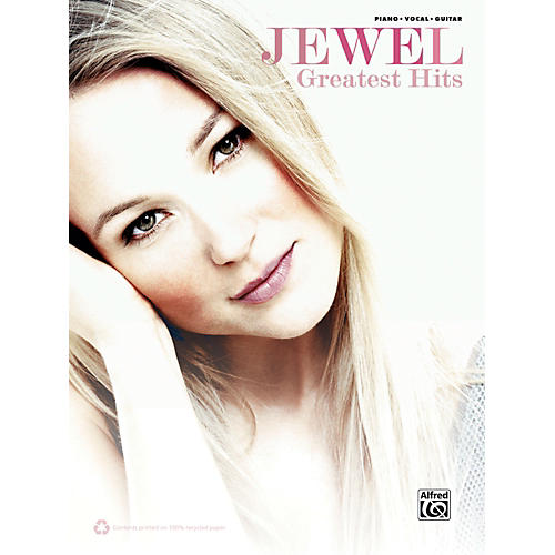 Alfred Jewel - Greatest Hits P/V/C Book-thumbnail
