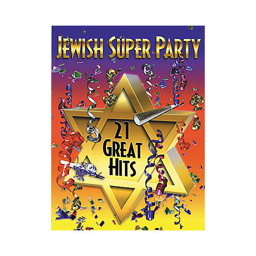 Tara Publications Jewish Super Party (Songbook)