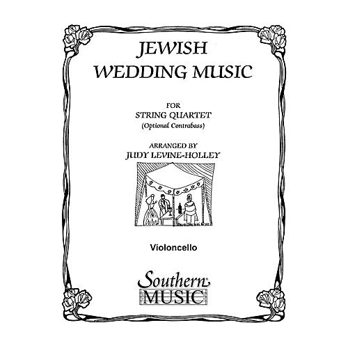 Southern Jewish Wedding Music (Cello Parts Only) Southern Music Series Arranged by Judy Levine-holley-thumbnail