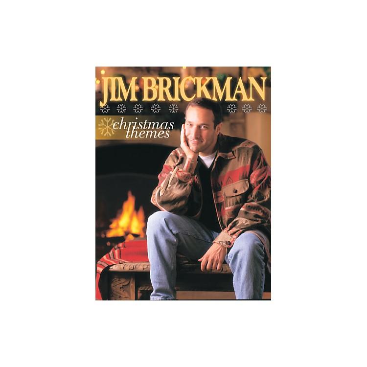 AlfredJim Brickman Christmas Themes Book