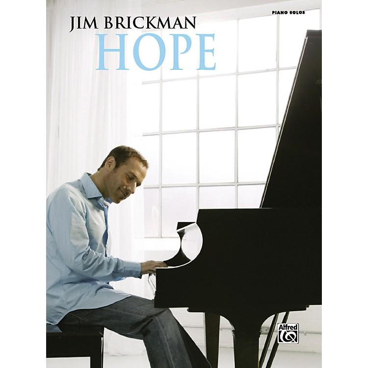 AlfredJim Brickman Hope Piano Solos