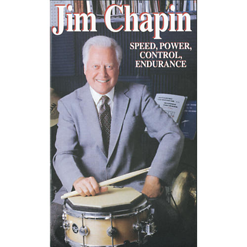 Alfred Jim Chapin Speed, Power and Control Video