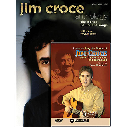Hal Leonard Jim Croce Mega Pack