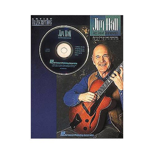 Hal Leonard Jim Hall - Jazz Guitar Environments (Book/CD)