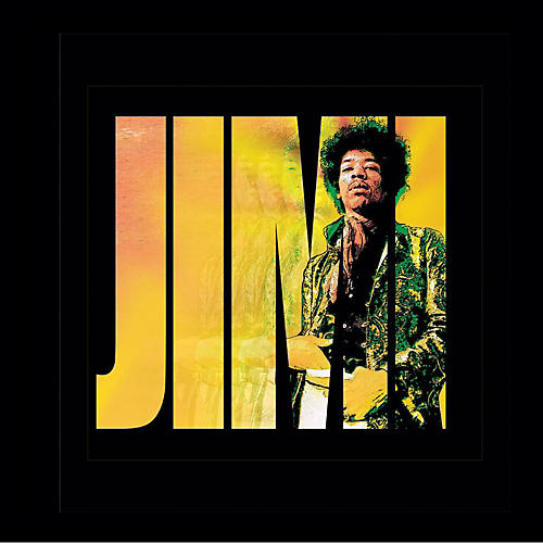 C&D Visionary Jimi Handrix Magnets - In Jimi
