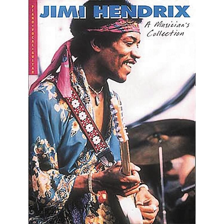 Hal LeonardJimi Hendrix - A Musician's Collection Piano, Vocal, Guitar Songbook