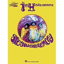 Hal Leonard Jimi Hendrix - Are You Experienced Transcribed Scores Book