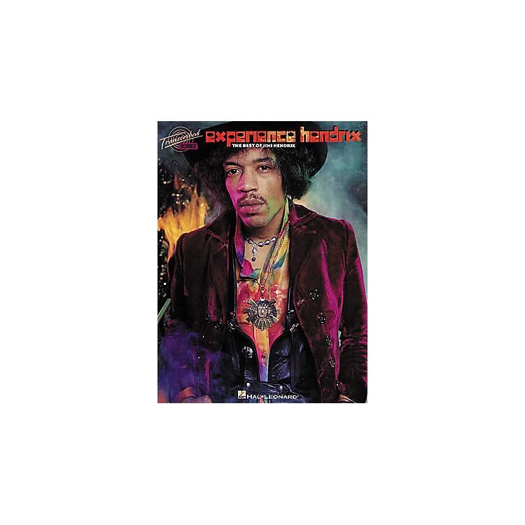 Hal LeonardJimi Hendrix - Experience Hendrix Music Book
