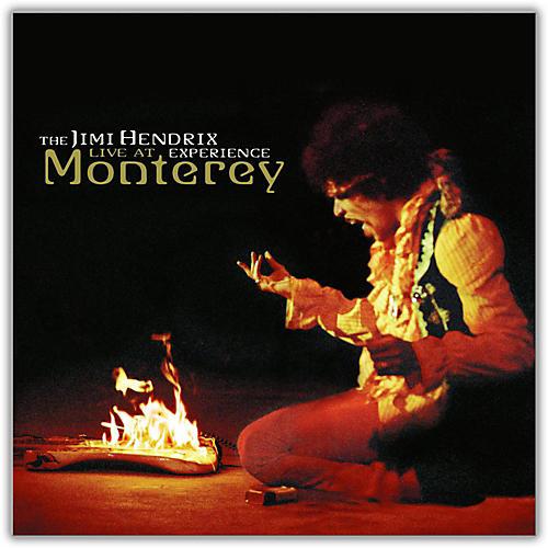 Sony Jimi Hendrix - Live at Monterey Vinyl LP-thumbnail