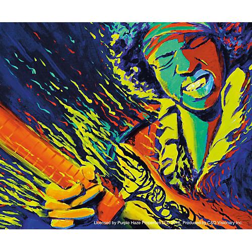 C&D Visionary Jimi Hendrix - Perform 2 Sticker-thumbnail