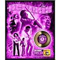 24 Kt. Gold Records Jimi Hendrix - Purple Haze Gold 45 Limited Edition of 2500 thumbnail