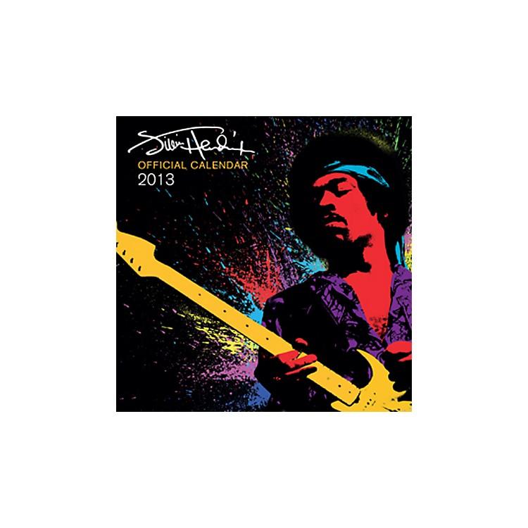 Browntrout PublishingJimi Hendrix 2013 Square 12X12 Wall Calendar