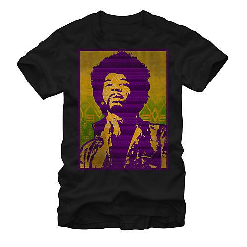 Fifth Sun Jimi Hendrix Aztec T-Shirt