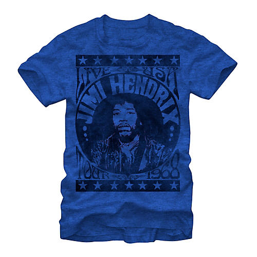 Fifth Sun Jimi Hendrix Classic Tour T-Shirt