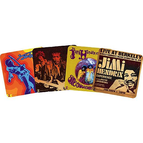 Gear One Jimi Hendrix Coasters-thumbnail