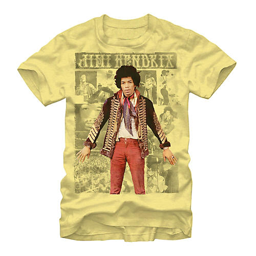 Fifth Sun Jimi Hendrix Nice Jacket T-Shirt