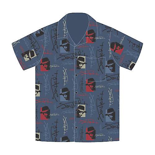 Gear One Jimi Hendrix Signature Men's Woven Shirt