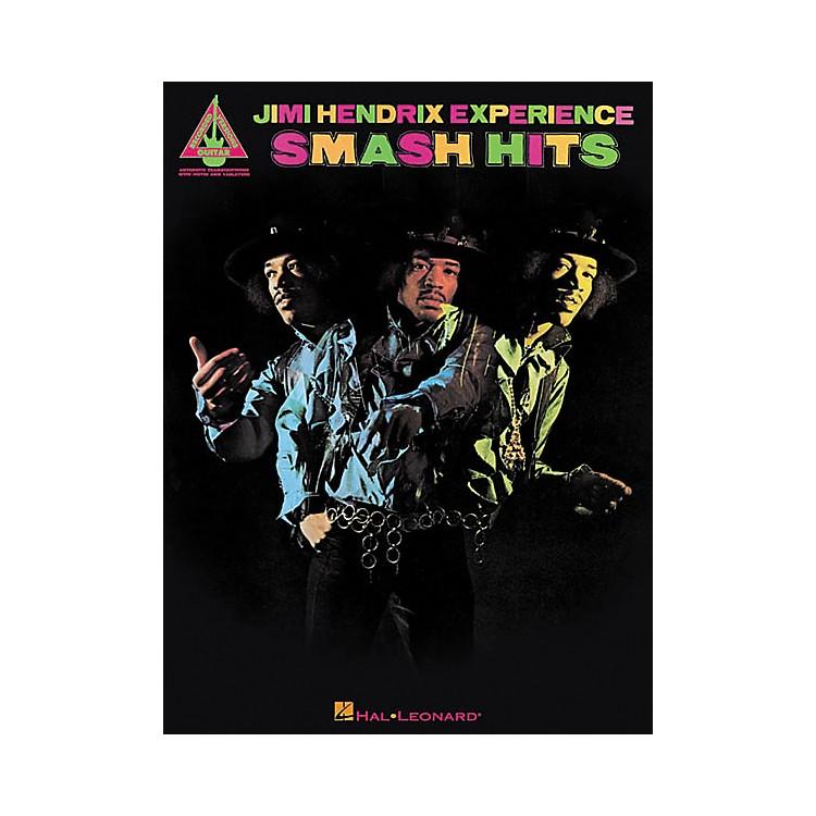 Hal LeonardJimi Hendrix Smash Hits Guitar Tab Songbook
