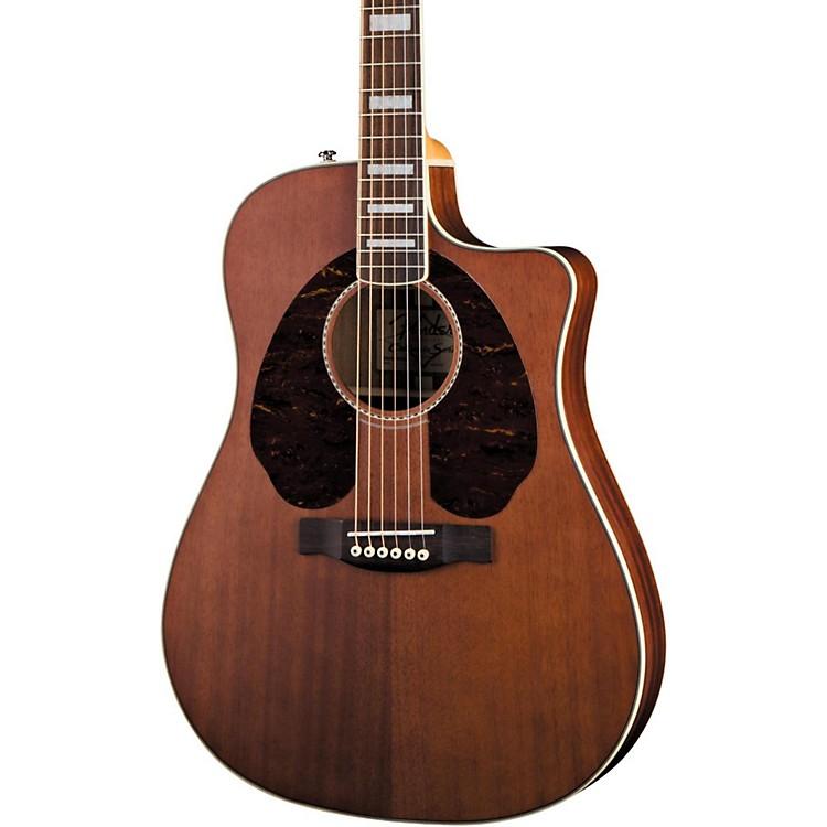 FenderJimmy Dale Signature Kingman SCE Acoustic-Electric GuitarNatural