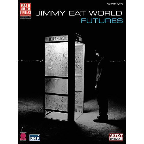 Cherry Lane Jimmy Eat World Futures Guitar Tab Songbook-thumbnail