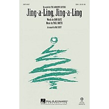 Hal Leonard Jing-a-Ling, Jing-a-Ling SSA by The Andrews Sisters arranged by Mac Huff