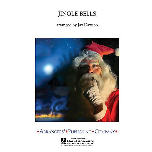 Arrangers Jingle Bells Concert Band Level 3 Arranged by Jay Dawson-thumbnail