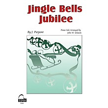 SCHAUM Jingle Bells Jubilee Educational Piano Series Softcover