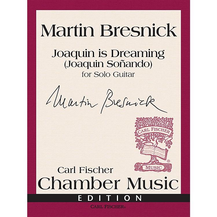 Carl FischerJoaquin is Dreaming - Solo Guitar (Book)