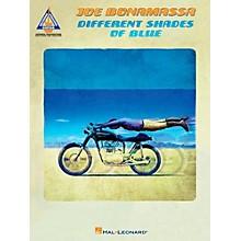 Hal Leonard Joe Bonamassa - Different Shades Of Blue Tab songbook