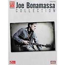Hal Leonard Joe Bonamassa Collection Guitar Tab Songbook