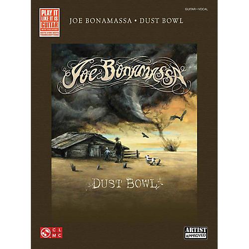 Hal Leonard Joe Bonamassa Dust Bowl Guitar Tab Songbook