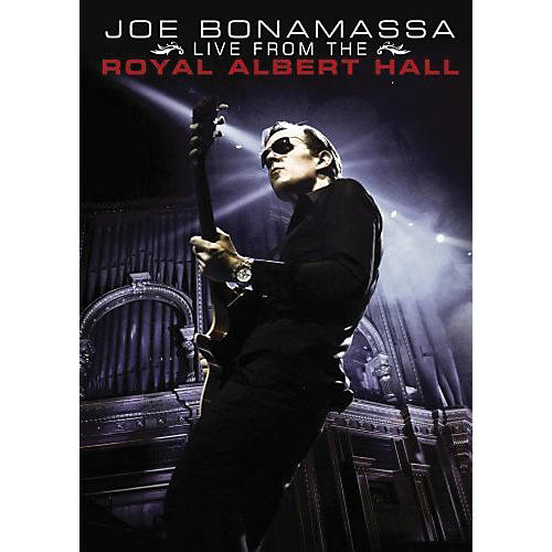 Musician's Gear Joe Bonamassa Live From The Royal Albert Hall 2 DVD Set