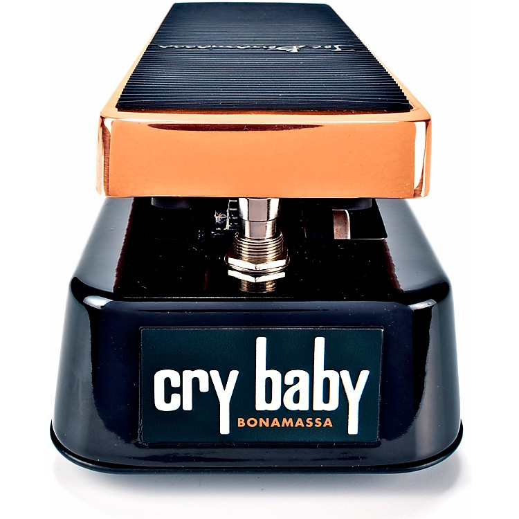 DunlopJoe Bonamassa Signature Cry Baby Wah Guitar Effects Pedal