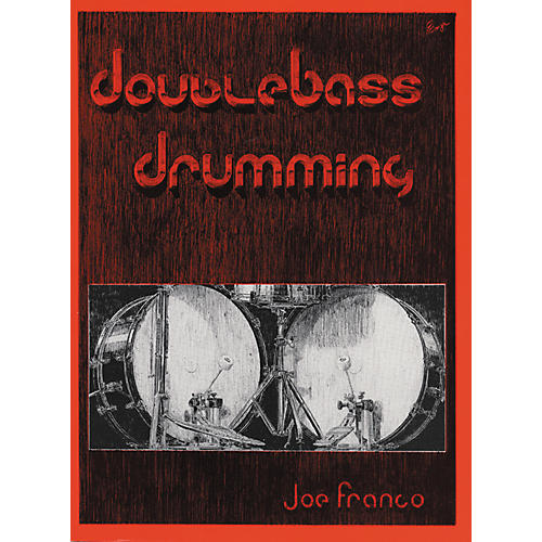Alfred Joe Franco Double Bass Drumming Book