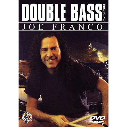 Alfred Joe Franco Double Bass Drumming (DVD)