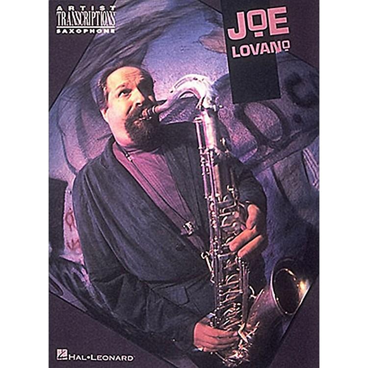 Hal LeonardJoe Lovano Collection