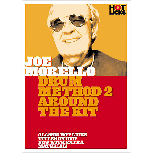 Hot Licks Joe Morello Drum Method 2: Around the Kit (DVD)