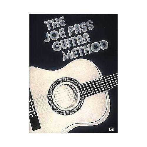 Hal Leonard Joe Pass Guitar Method Book-thumbnail