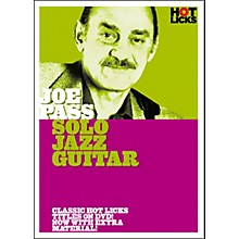Hot Licks Joe Pass: Solo Jazz Guitar DVD