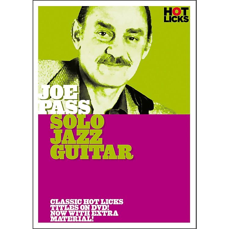Hot LicksJoe Pass: Solo Jazz Guitar DVD