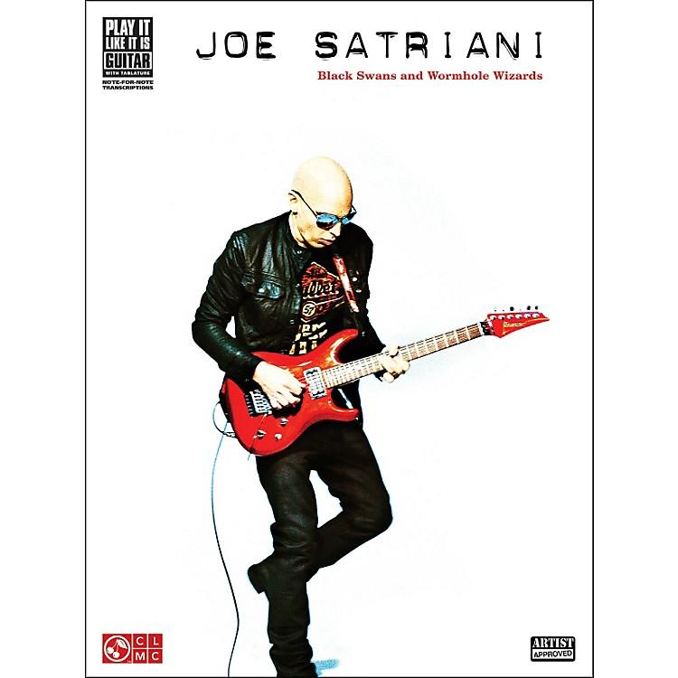 Hal LeonardJoe Satriani: Black Swans And Wormhole Wizards Guitar Tab Songbook