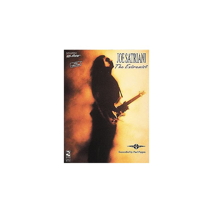 Cherry Lane Joe Satriani The Extremist Guitar Tab Songbook